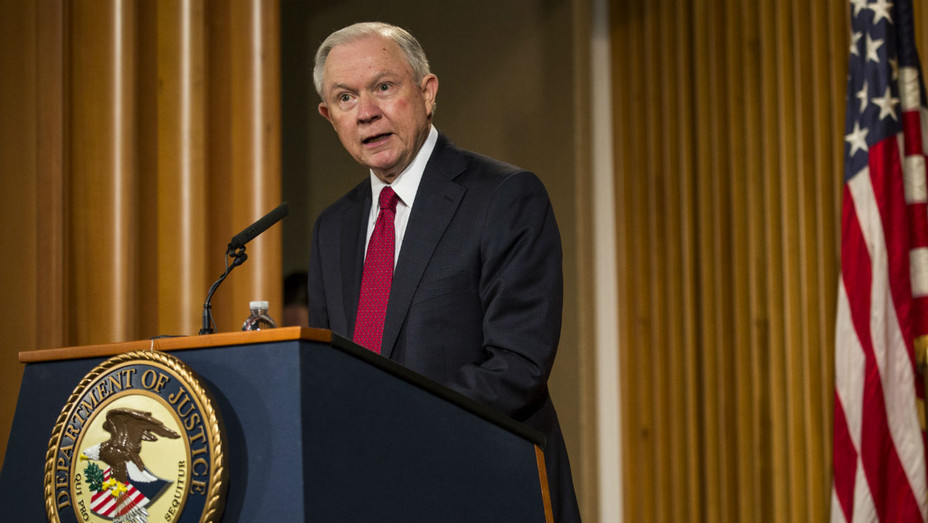 Jeff Sessions - Getty - H 2017