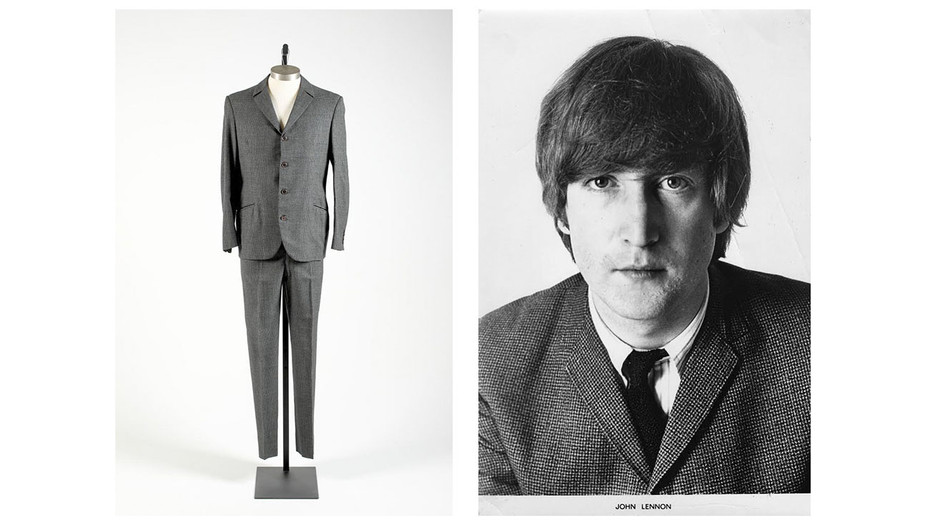 John Lennon Suit Auction - Publicity - H 2017