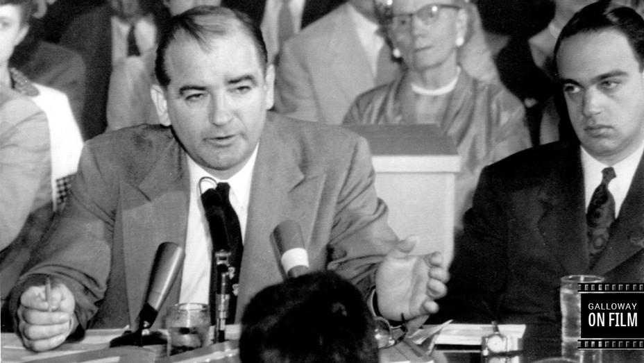 Joseph McCarthy Hearing Galloway - Photofest - H 2017