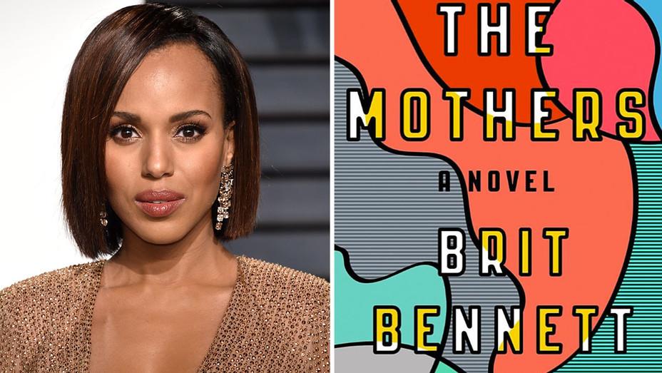 Kerry Washington Mothers Novel Brit Bennett Split - Getty - H 2017