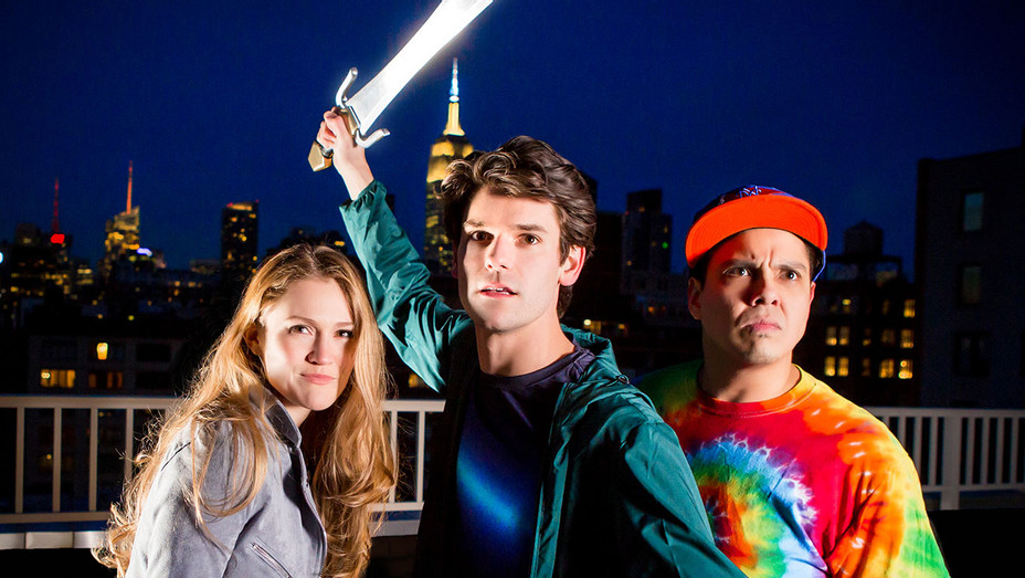 The Lightning Thief: The Percy Jackson Musical - K Stokes -C McCarrell - G Salazar -Publicity-H 2017