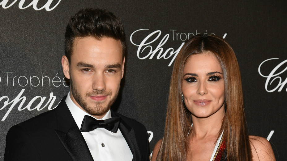Liam Payne and Cheryl Cole - Getty - H 2017