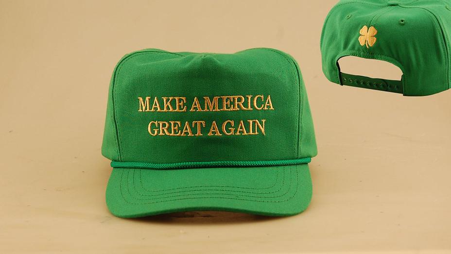 Make America Great Again Green - H 2017