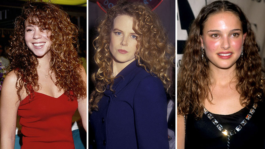 Big Curly Hair Is Officially A Red Carpet Trend But Will It Last Hollywood Reporter