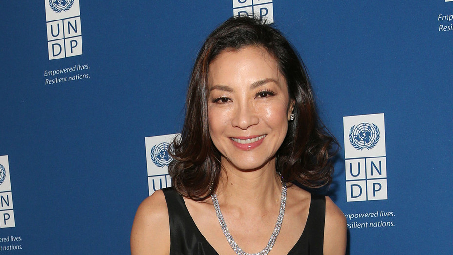 Michelle Yeoh - Getty - H 2017