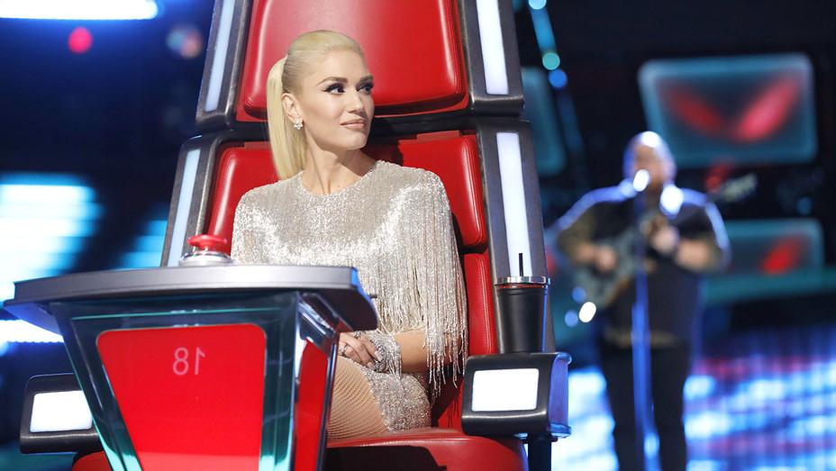 The Voice Season 12 Blind Auditions 5 -Gwen Stefani - Publicity-H 2017
