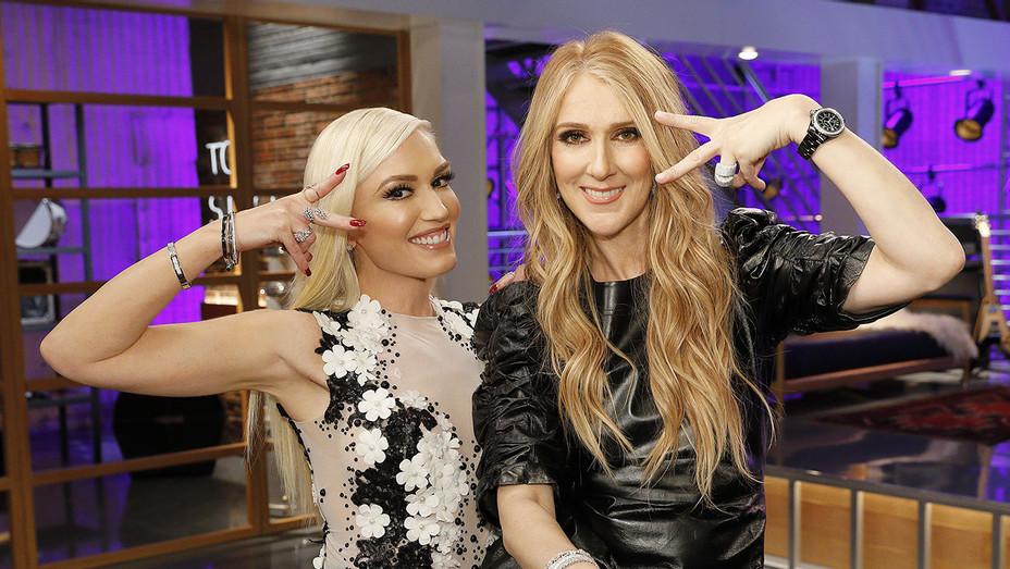 The Voice Season 12 Battles 2 - Gwen Stefani, Celine Dion- Publicity-H 2017