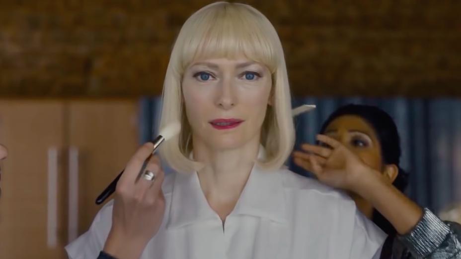 Tilda Swinton - Okja Teaser Still - H 2017