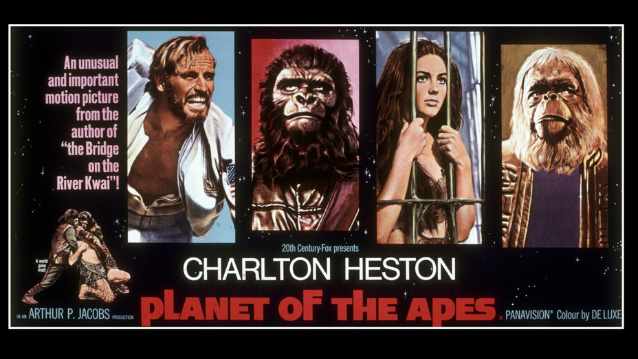 Planet of the Apes - H - 1968