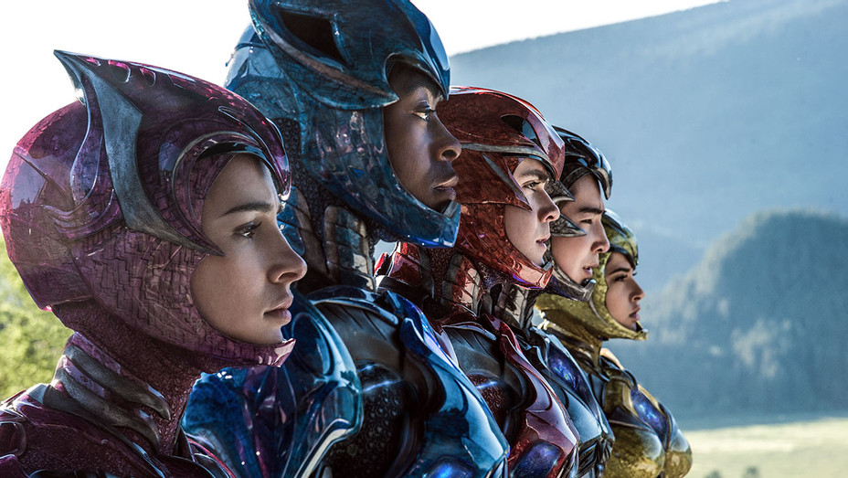 SABAN'S POWER RANGERS - Group Shot - Publicity-H 2017