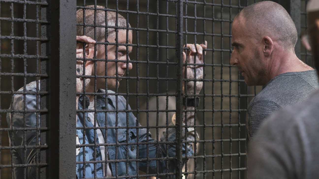 Prison Break The Top 25 Characters Ranked Hollywood Reporter