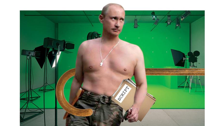 Vladimir Putin Cut from Luc Besson's Russian Thriller - Photo -Illustration - H 2017