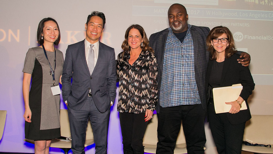 Entertainment Finance Forum Presented by Winston Baker Group - Publicity - H 2017