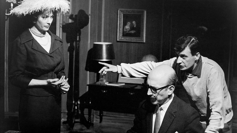 Bobbikins (1959) - Barbara Shelley, Lionel Jeffries, Director Robert Day -Photofest-H 2017