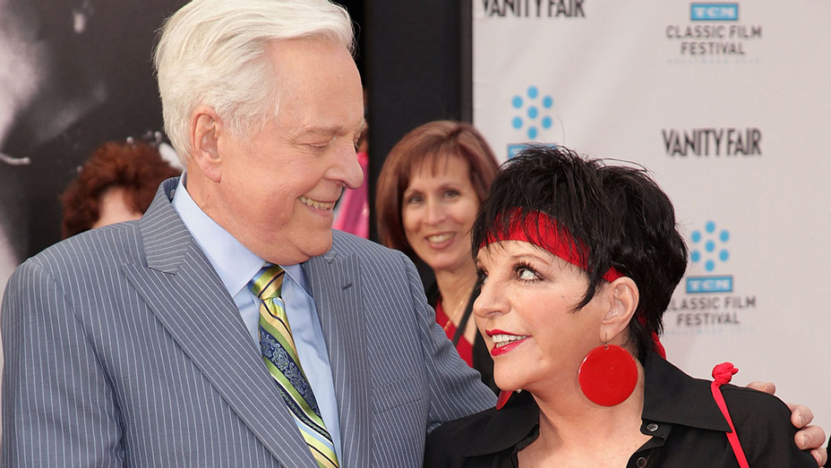 "Liza Minnelli Remembers Robert Osborne: ""He Was Somebody I ..."