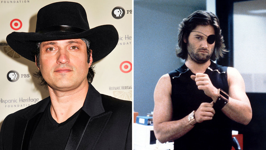 Robert Rodriguez Kurt Russell Escape From NY Split - Getty - Photofest - H 2017