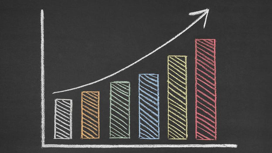Sales Graph - Getty - H 2017