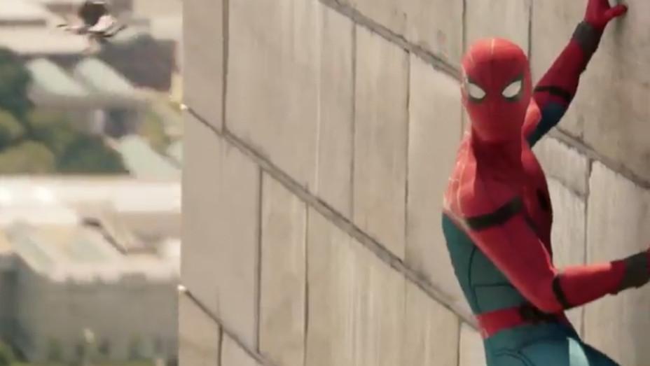 Spider-Man Teaser Trailer - H 2017