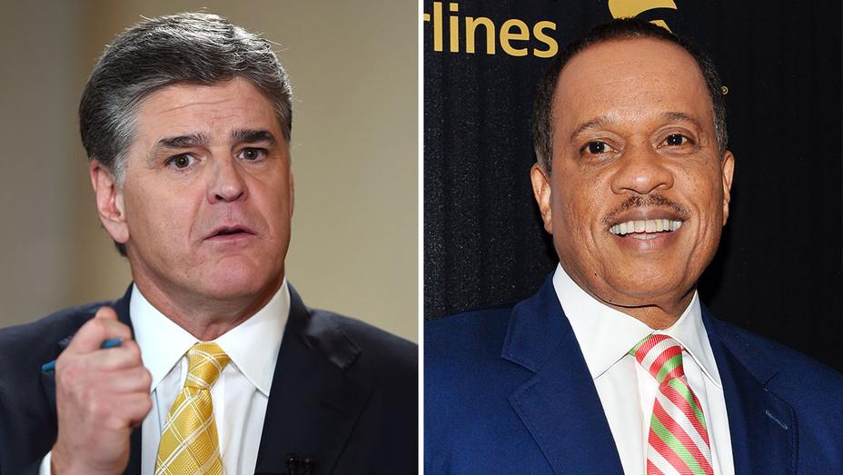 Sean Hannity and Juan Williams_Split - Getty -H 2017