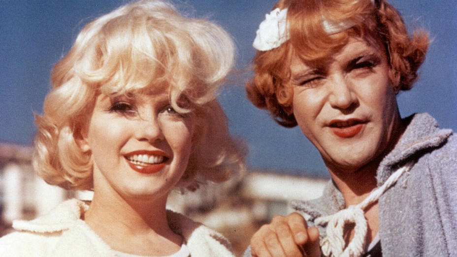 Some Like It Hot - H - 1959