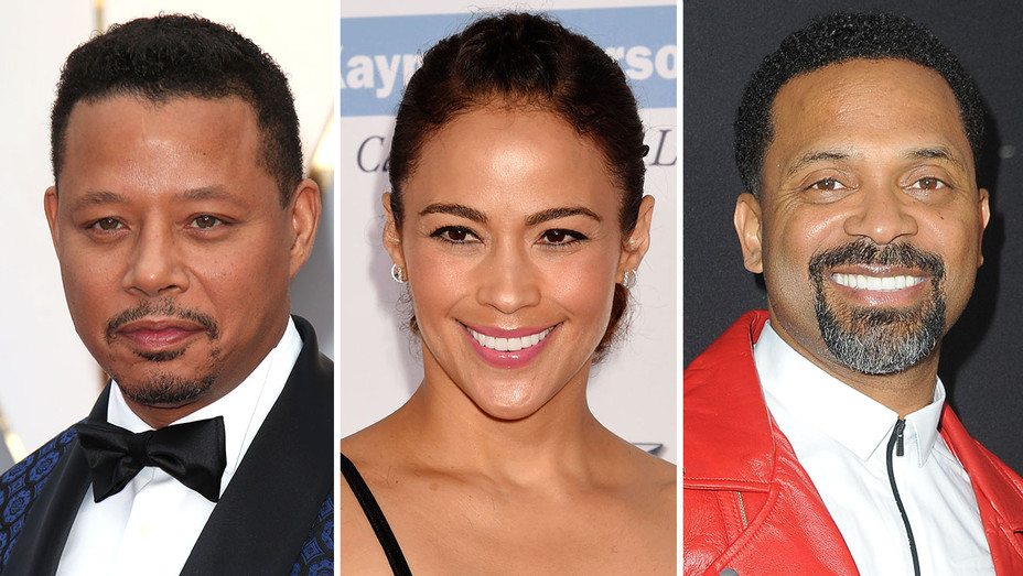 Terrence Howard Paula Patton Mike Epps Split - Getty - H 2017