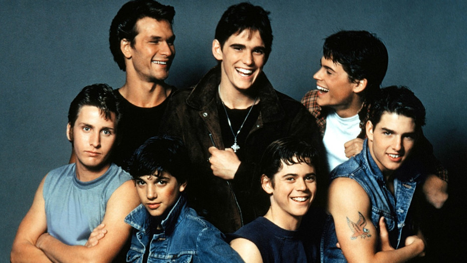 The Outsiders - H - 1983
