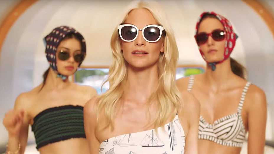 Tory Story  An American Road Trip with Poppy Delevingne ELLE Screen Shot - H 2017