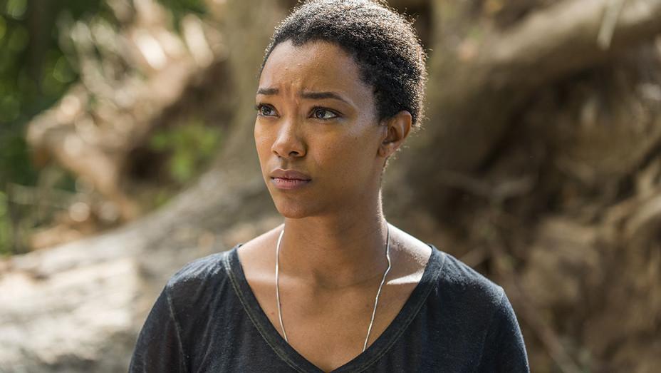 The Walking Dead _ Season 7, Episode 14 -Sonequa Martin Green -Publicity-H 2017