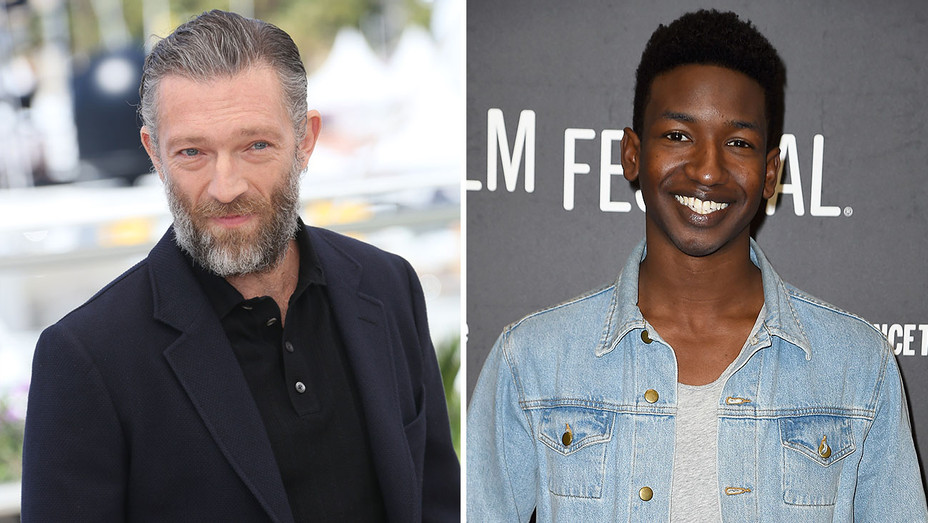 Vincent Cassel_Mamoudou Athie_Split - Getty - H 2017
