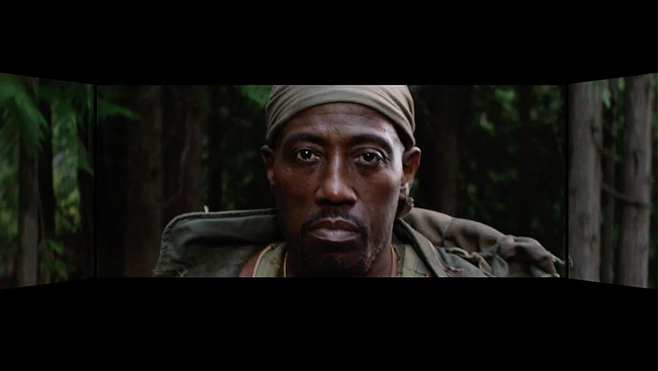 Wesley Snipes in The Recall - Publicity -H 2017