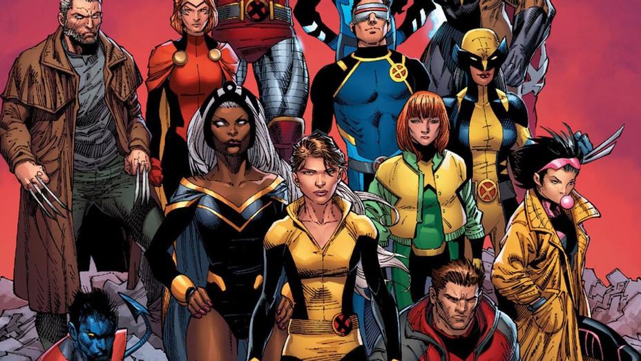 X-Men Prime Group - Publicity - H 2017