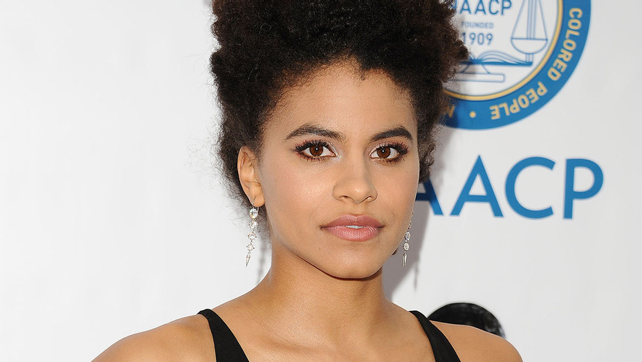 zazie beetz - Getty - H 2017