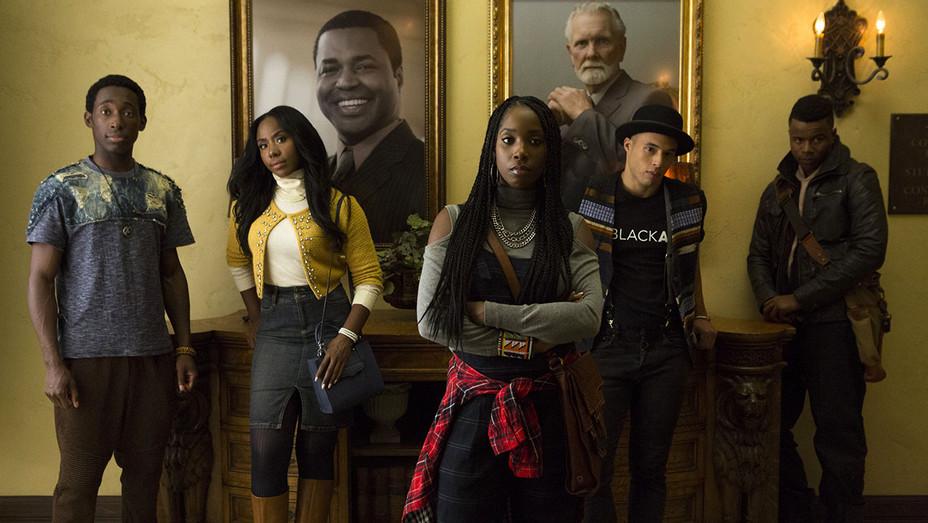 DEAR WHITE PEOPLE  - Cast shot -Publicity - H 2017