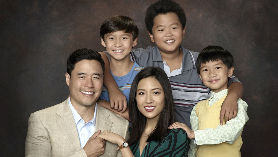 FRESH OFF THE BOAT - Family Picture - Publicity-H 2017