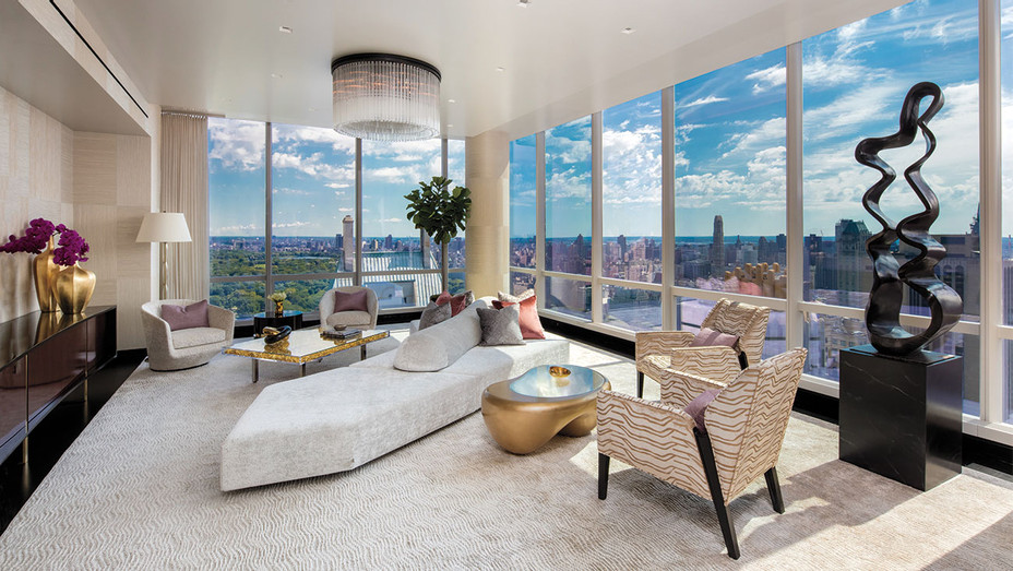 Luxury Real Estate Pads Gwyneth Paltrow One57 - Publicity - H 2017