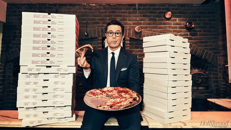 """Stephen Colbert on 10 Weeks at the Top, Trump and Why He """"Would Trade Good Ratings for a Better President"""""""