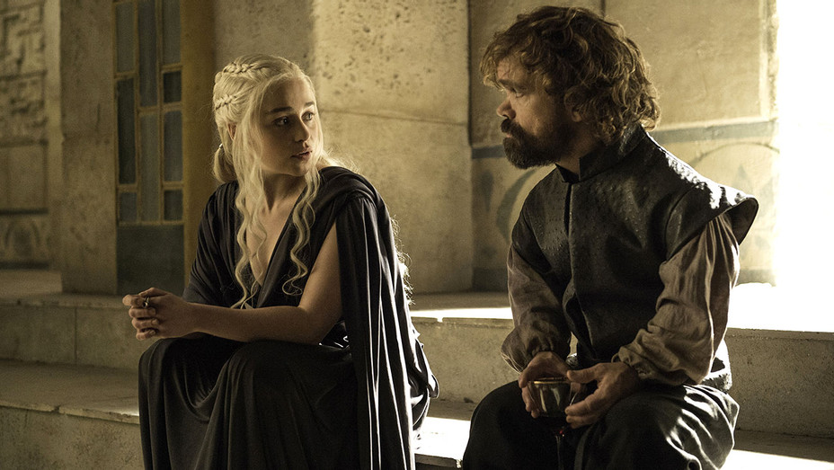10 most stylish male characters on TV in 2017:  Tyrion Lannister Game of Thrones 1- Publicity- H 2017