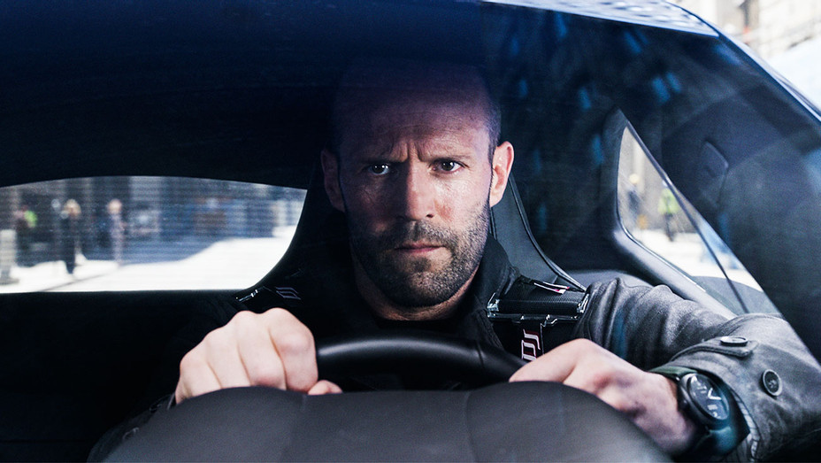 Fate of the Furious Still Jason Statham - Publicity - H 2017