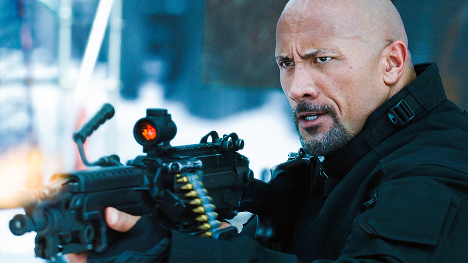 Fate of the Furious Still Dwayne Johnson - Publicity - H 2017