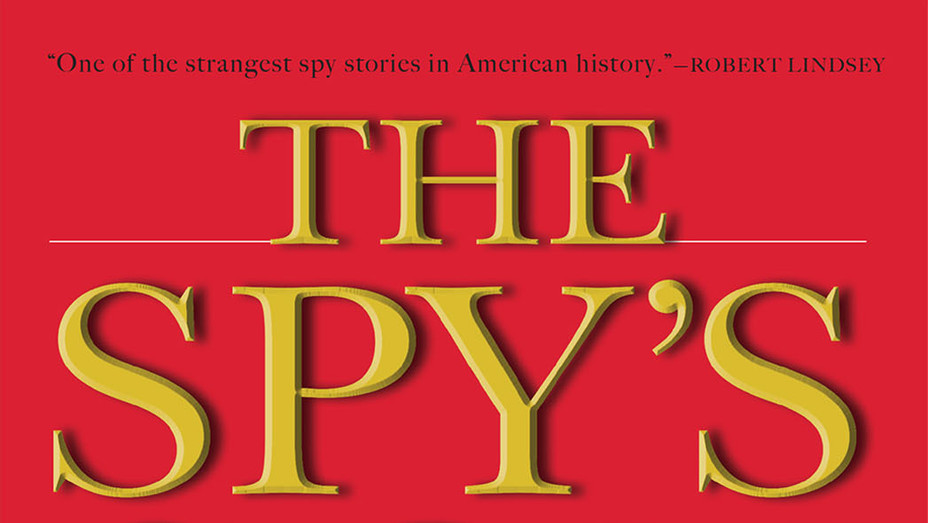The Spy's Son Book Cover Bryan Denson - Publicity - P 2017
