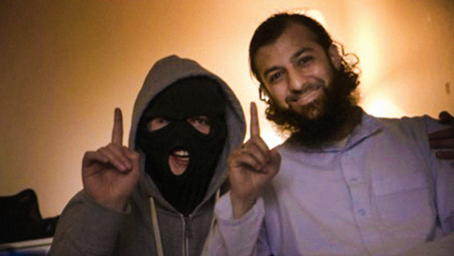 Recruiting from Jihad Still Ubaydullah Hussain and Peter - Publicity - H 2017