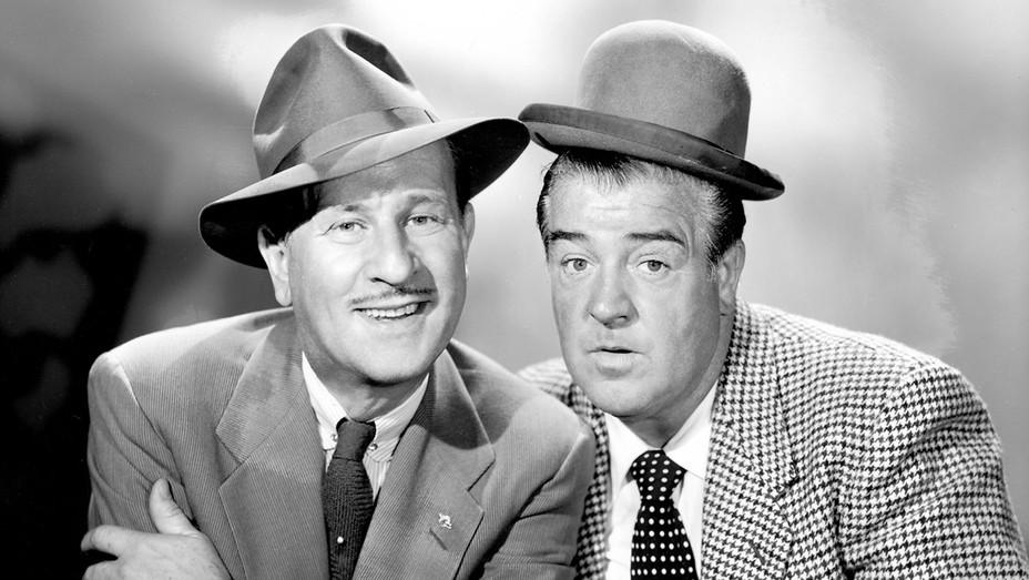 The Abbott and Costello Show (CBS) 1952-1953 -Bud Abbott, Lou Costello -Photofest-H 2017