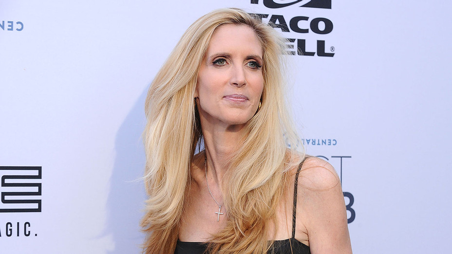 ann coulter - Getty - H 2017