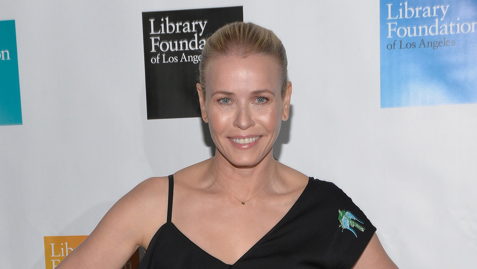 Chelsea Handler - H Getty 2017
