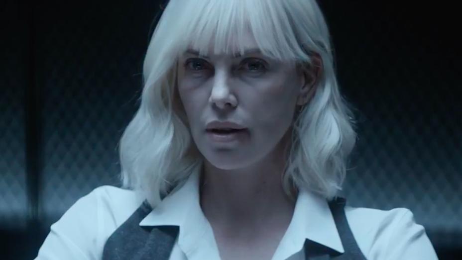 Charlize Theron - Atomic Blonde Trailer Still - H 2017