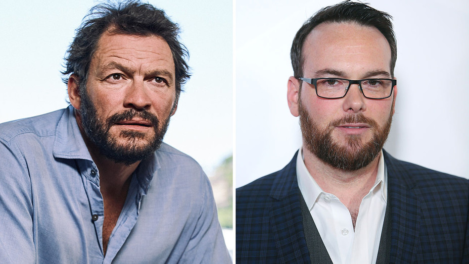 Dominic West and Dana Brunetti -Publicity-Getty-Split-H 2017