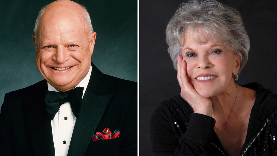 Don Rickles and Janis Paige Split-H 2017