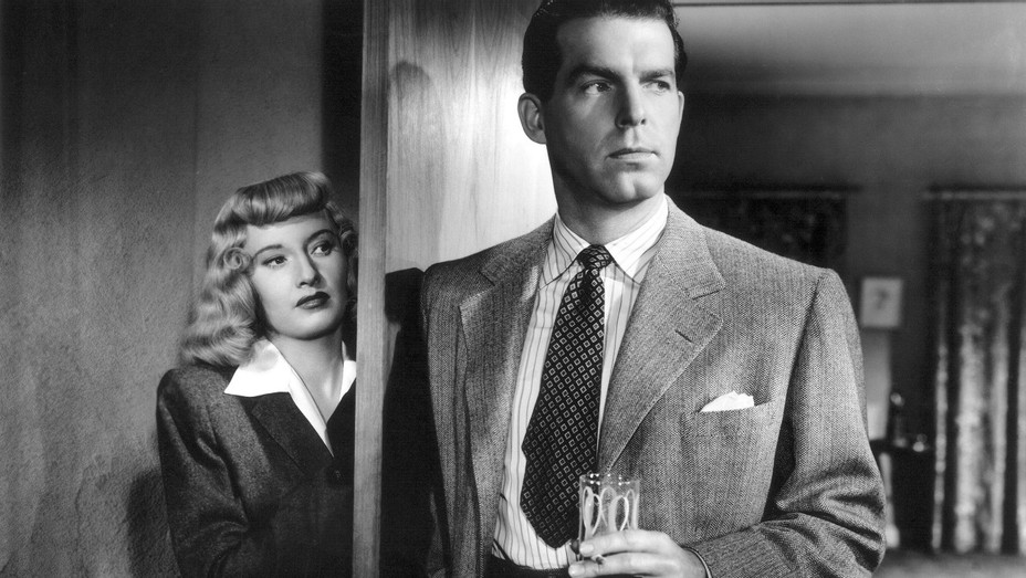 Double Indemnity - H - 1944