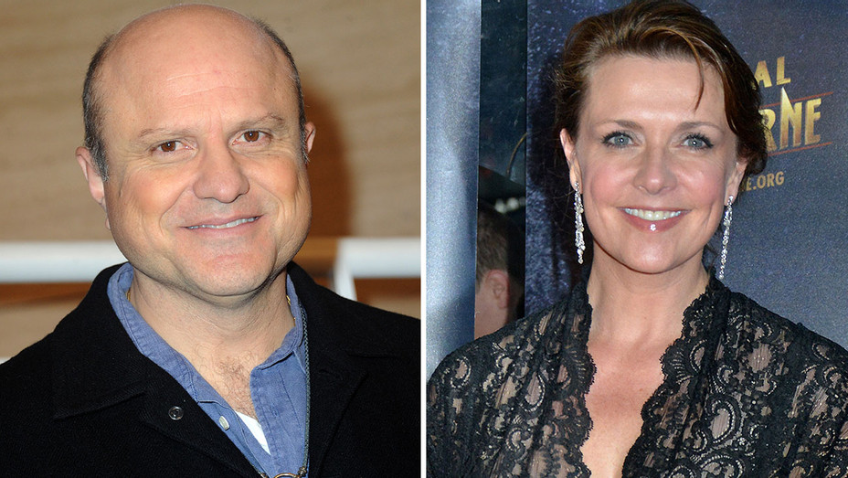 Enrico Colantoni and Amanda Tapping - Getty-H 2017
