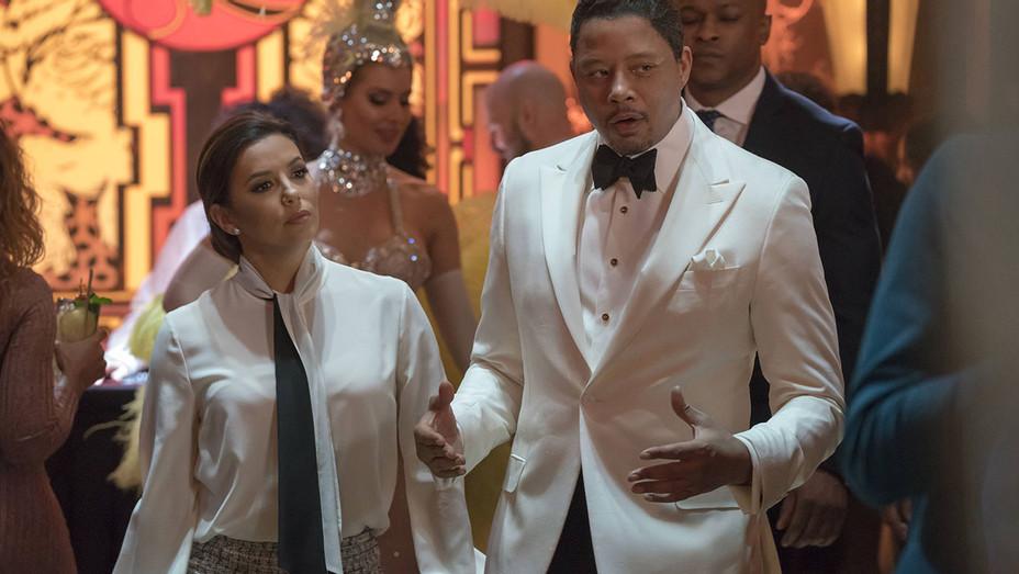 Empire -Season 3- Eva Longoria -Terrence Howard  -Publicity-H 2017